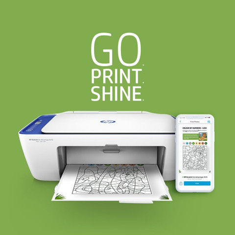 HP learning with Print