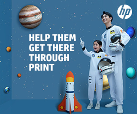 Learning with HP print