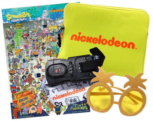 Nickelodeon Premiums