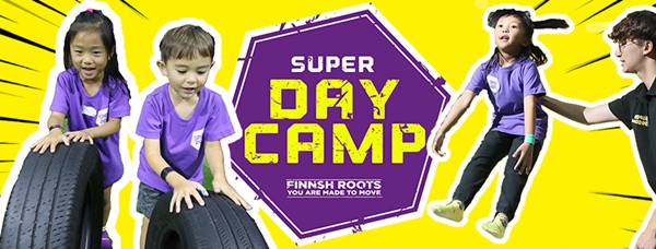 SuperDay Camp SuperPark Singapore