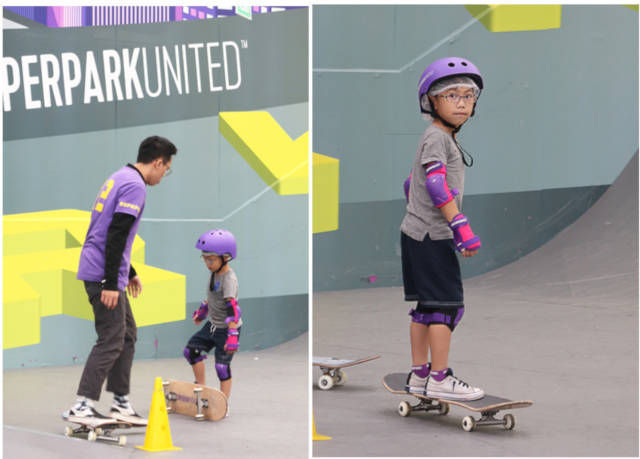 SuperPark Singapore Skate and Scoot World