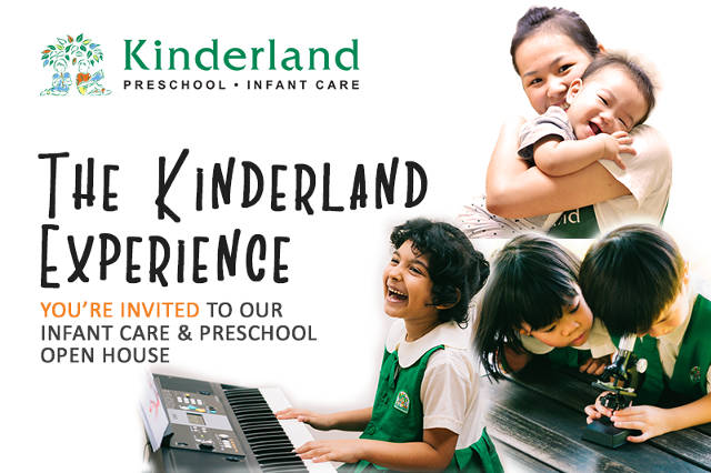 kinderland experience preschool infant care