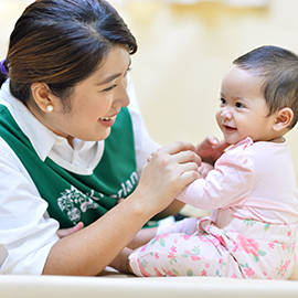 kinderland infant and toddler care
