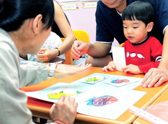 Happy Train: A Whole-Brain Bilingual Programme For Toddlers