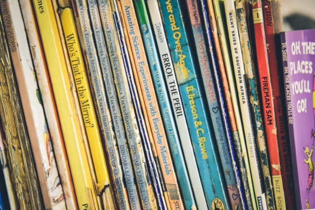 Choosing The Right Books For Your Child