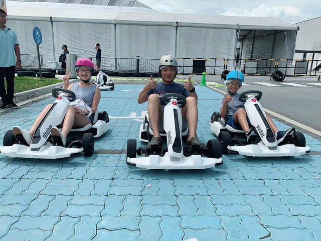 Electric Go Kart Downtown East