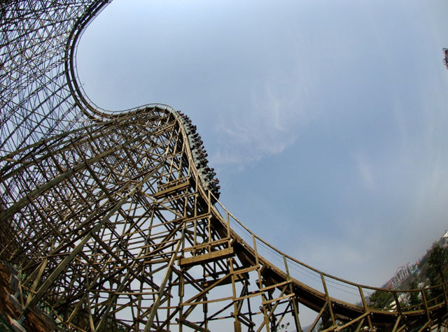 Everland T-Express Things to do in South Korea