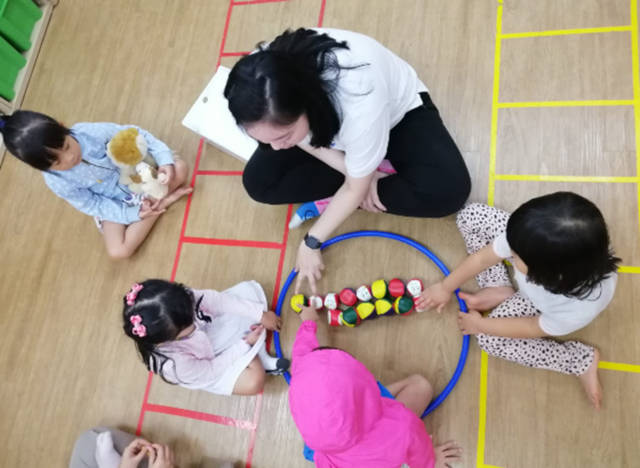 Experiential Hands On Learning For Pre-Schoolers KUNO