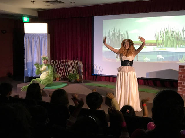 Healthy Ever After Theatre Play by ANDSOFORTH Gleneagles Hospital