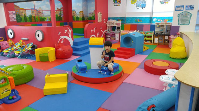 Kid Friendly Activities And Attractions South Korea Tayo Cafe