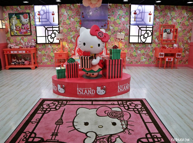 Kid Friendly Places South Korea Hello Kitty Island