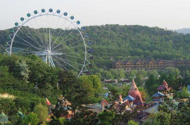 's Biggest Theme Park Everland
