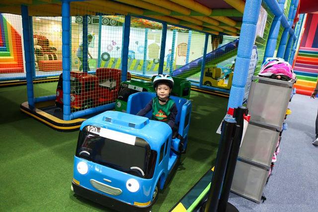 Kids Friendly Travel Package To South Korea Tayo Kids Cafe
