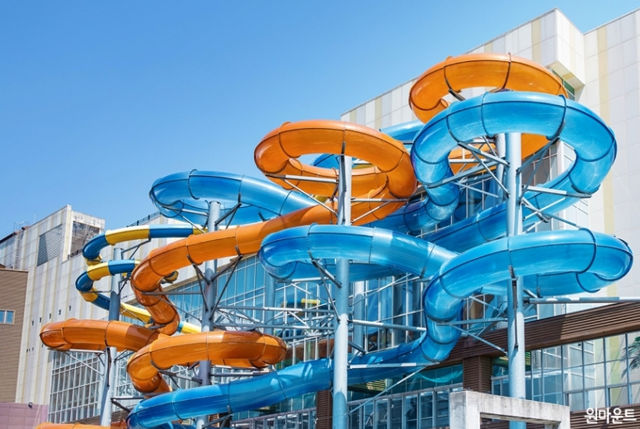 Onemounts Water Park Travel Dynasty South Korea Travel Package