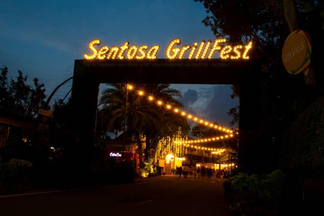 Sentosa Grillfest Night