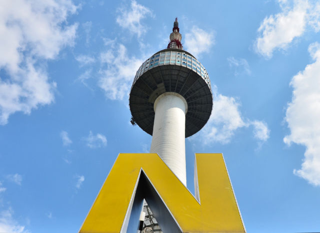 Things to do in South Korea N Seoul Towers observatory