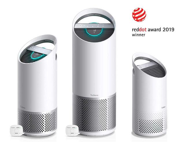 Trusens Air Purifier red dot awards