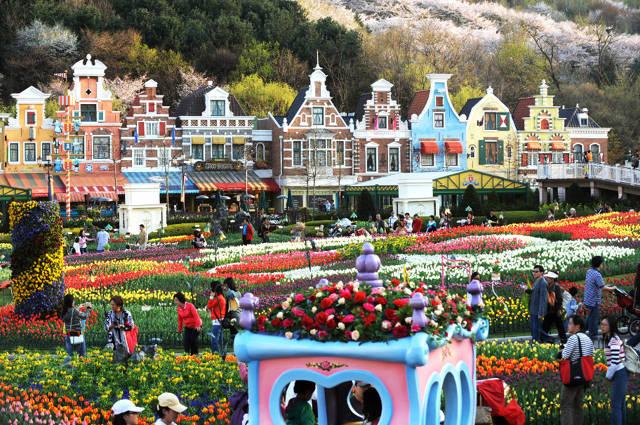 Wonderland South Korea Kid friendly places Dynasty Travel