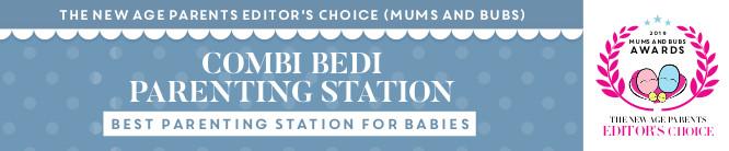 Combi Bedi Parenting Station TNAP Editors Choice