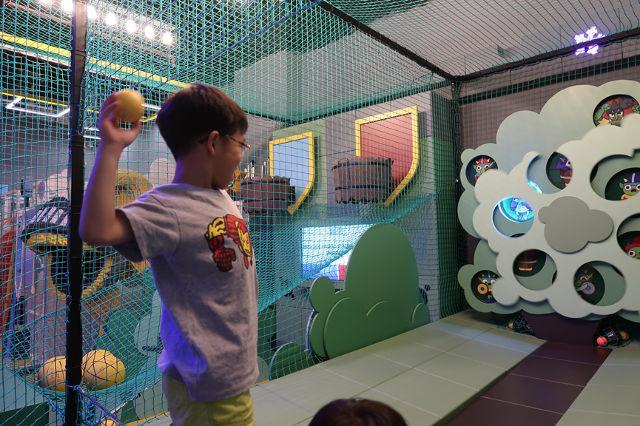Indoor playground Amazing Castle