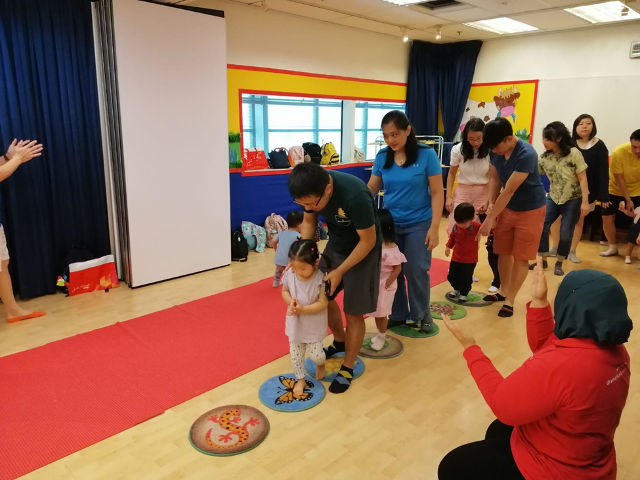 Julia Gabriel Early Learning Bilingual Programmes