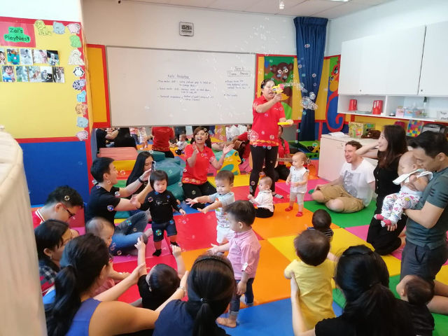 Julia Gabriel Early Learning Programme Nursery and Playgroup