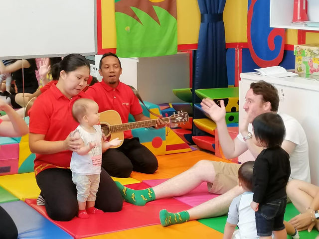 Dramatically Different: Early Learning Programmes At Julia Gabriel Centre