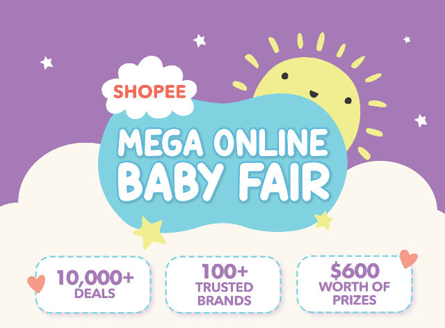 Mega Online Baby Fair Shopee
