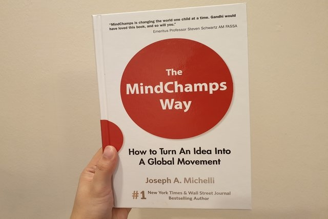 The MindChamps Way book