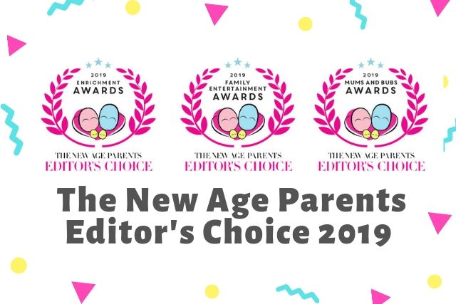 The New Age Parents Editors Choice 2019