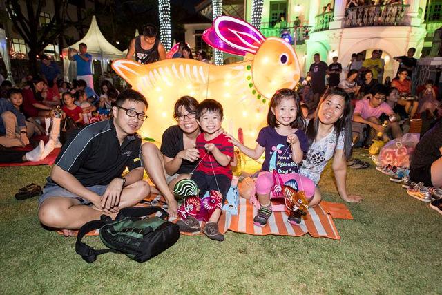 Wan Qing Mid-Autumn Festival 2019