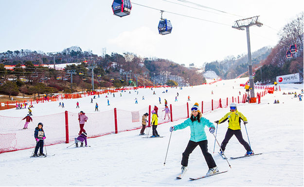 What To Do In South Korea With Kids Winter activities