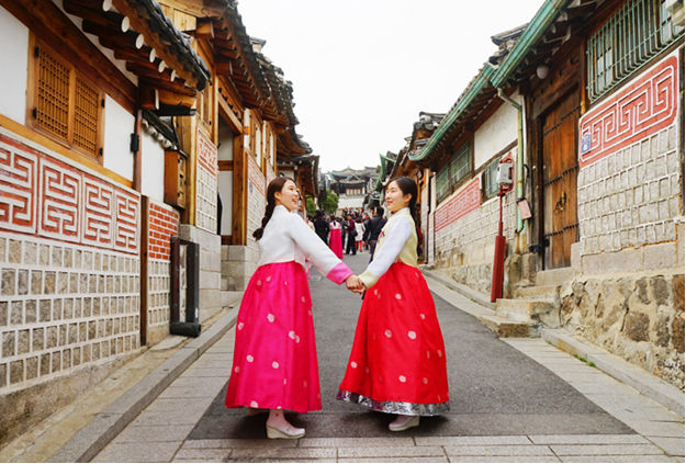 What to do in Korea Visit A Hanok