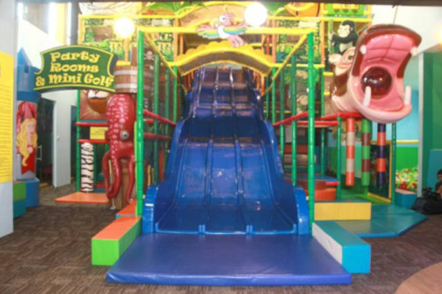 amazonia indoor playground singapore