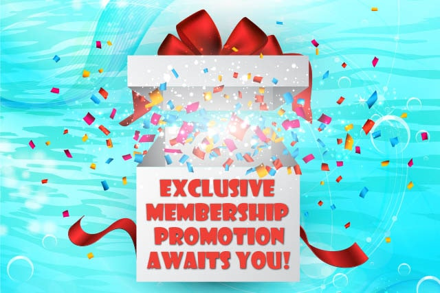 chinese swimming club membership promotion