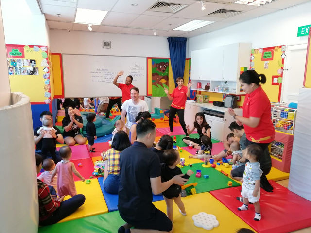 julia gabriel early learning programme
