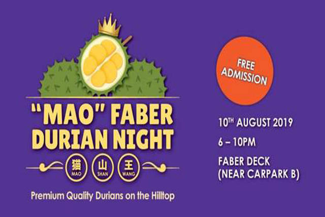 mao faber durian night