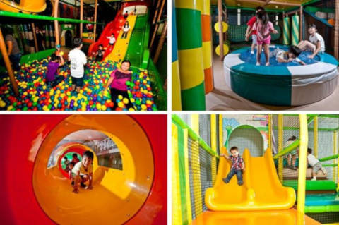 the polliwogs indoor playground singapore