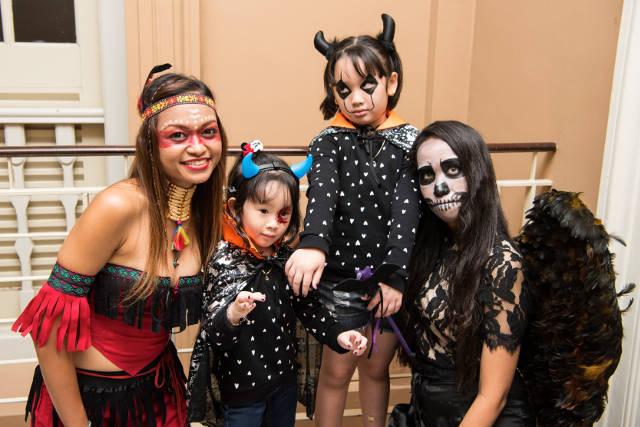 ACM After Dark halloween event Asian Civilisations Museum