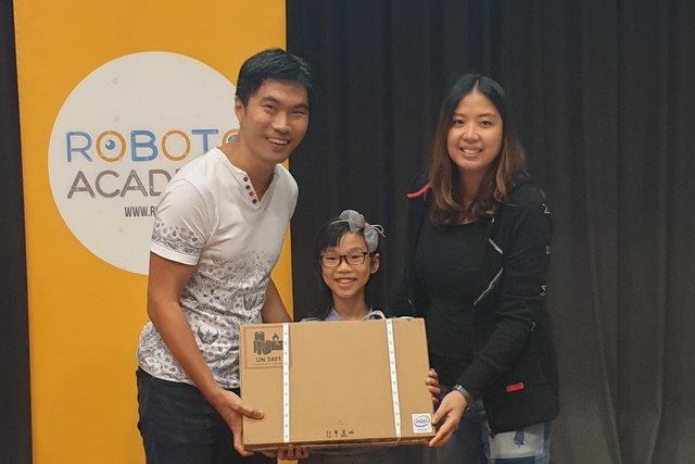 HP Minecraft Coding Challenge Overall Winner