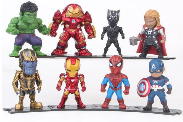 Lazada The Avengers Figurines