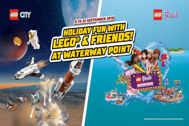 Lego City September School Holidays