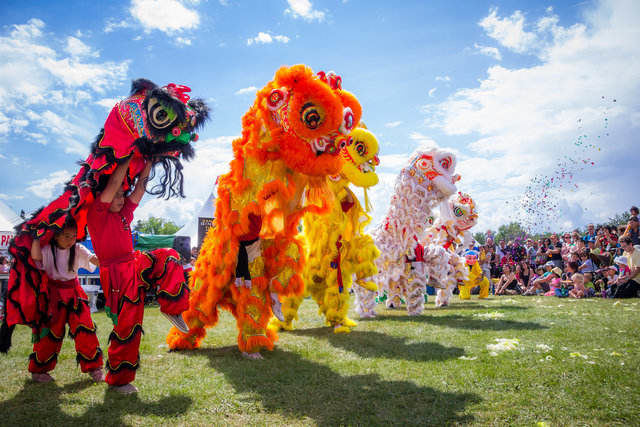 What Does It Mean to Be Chinese? Learn About Chinese Culture at Wan Qing CultureFest 2019