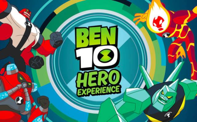 Ben10 Hero experience