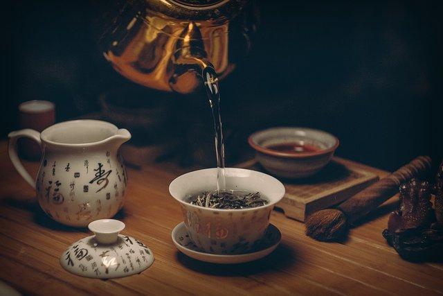 CultureFest Interactive station - Aromatic Tea Appreciation