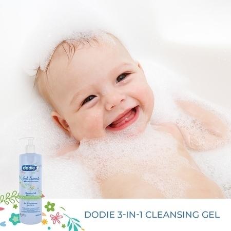 Dodie 3-in-1 Cleansing Gel