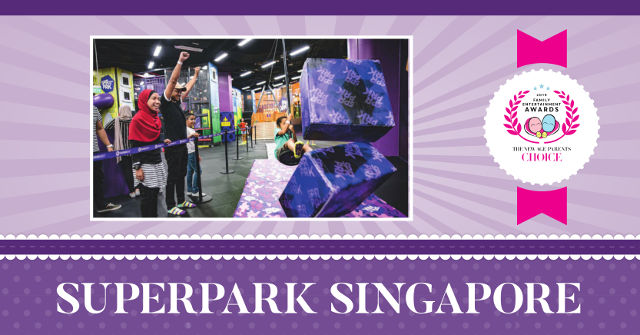 Family entertainment winner superpark