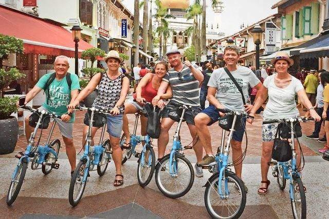 Lion City Bike Tour