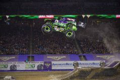 Monster Jam® Returns to Singapore – Tickets Giveaway