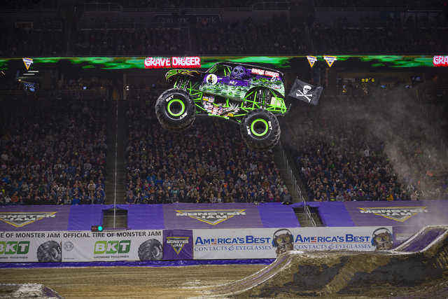 Monster Jam® Tickets Giveaway Winners